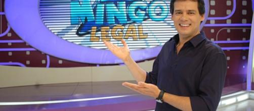 Celso Portiolli deixa o 'Domingo Legal' e vai para as tardes de sábado no SBT