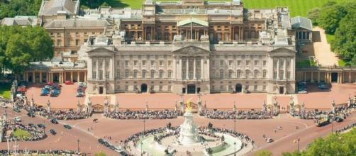 El Palacio de Buckingham, sede del Gobierno Británico