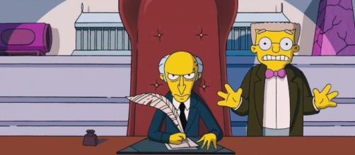 El villano por excelencia de Los Simpsons