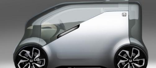 Honda's new NeuV artificial intelligence car image via Flickr.com