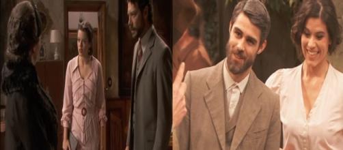 Il Segreto, spoiler puntate febbraio: Francisca scredita Sol davanti a Lucas, Rafaela cotta di Ramiro