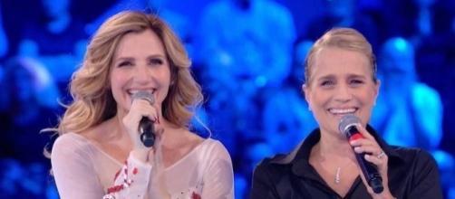 Televisione, nuovo scontro tra Cuccarini e Parisi   velvetgossip.it