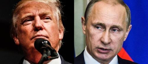 Trump and Putin's Bromance Is Off to a Great Start | Vanity Fair - vanityfair.com