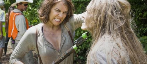 walking-dead-behind-the-scenes-22 - Dread Central - dreadcentral.com