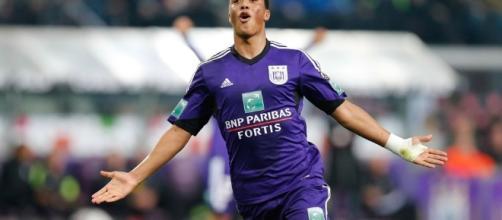 Youri Tielemans: centrocampista Anderlecht