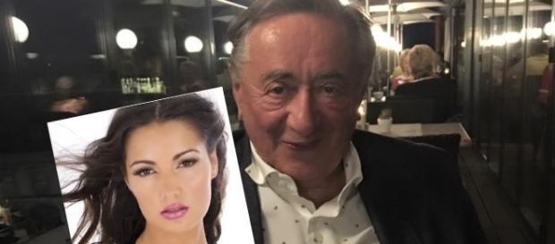 Bojana M. (37) und Richard Lugner (84) kennen sich schon länger