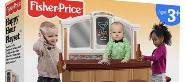 Fisher-Price debunks fake 'Happy Hour Playset' toy - Chicago Tribune - chicagotribune.com