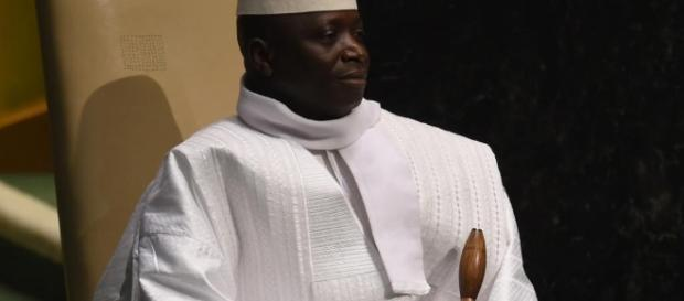 Gambia: President Jammeh Set To Contest For 5th Term - answersafrica.com