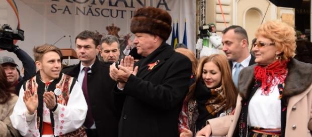 Iohannis a precizat că s-a simţit foarte bine primit la Iaşi