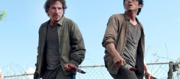Is The Walking Dead TV's Most Depressing Show?   E! News UK - eonline.com