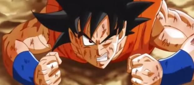La muerte de Goku por parte de Hit