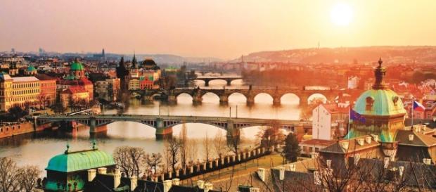 Los puentes de Praga son una de sus mayores atracciones