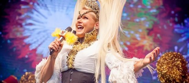Show da Xuxa arrasta uma legião de fãs