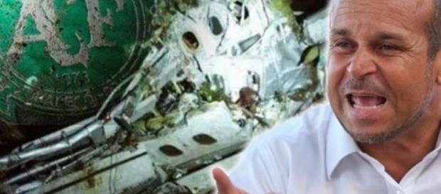 Vidente Carlinhos é acusado de algo grave - Google