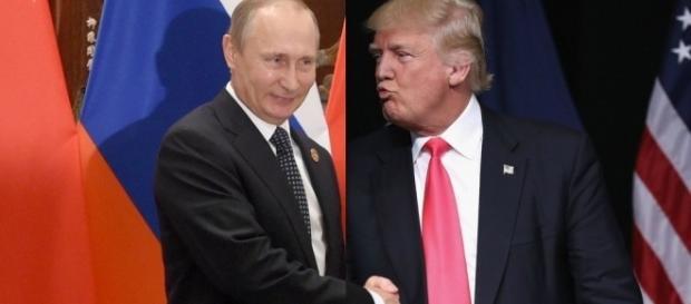 Why Donald Trump Can't Stop Praising Vladimir Putin | New Republic - newrepublic.com