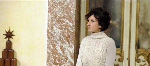 Agnese Renzi critica per il maglione sfoggiato a Palazzo Chigi