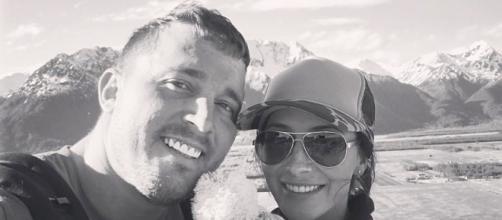 Bristol Palin and Dakota Meyer via Instagram