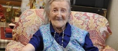 La donna più longeva del mondo ora è italiana: Emma Morano - repubblica.it