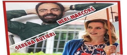 'Mia moglie, mia figlia, due bebè': con Neri Marcoré e Serena Autieri