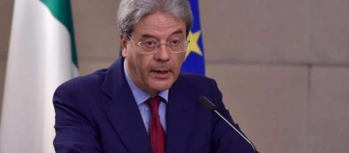 Paolo Gentiloni nuovo Presidente del Consiglio incaricato