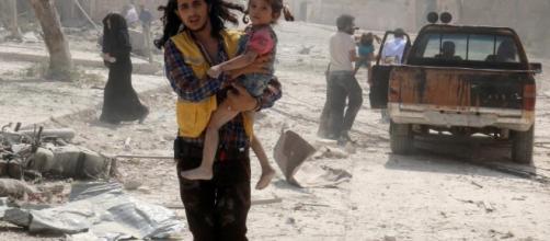 Syrie: Alep (photo d'archives) comment peut-on laisser faire cela - rfi.fr