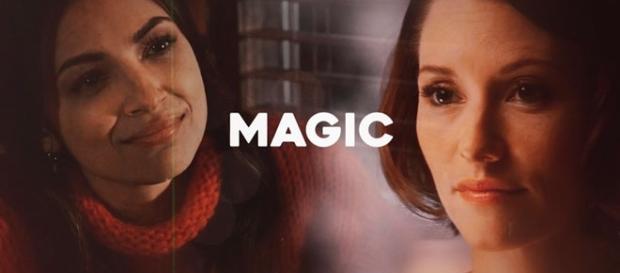 Alex Danvers Y Maggie Sawyers tienen una relación en Supergirl