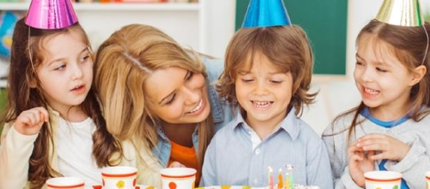"""Birthday parties are an ideal occasion to use """"Buy Gift Save"""" services. / Photo via Lisa Orman, KidStuff PR. Used with permission."""