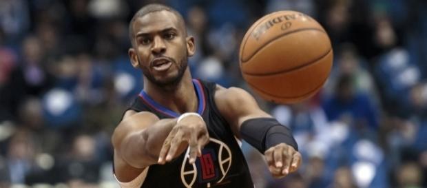 Chris Paul, jugador de Los Ángeles Clippers