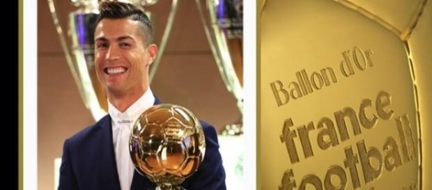 Cristiano Ronaldo é eleito o melhor jogador do mundo, segundo a revista France Football