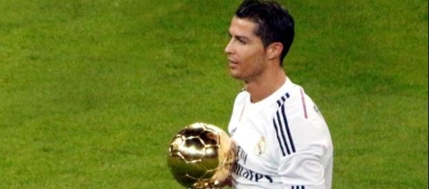 Cristiano Ronaldo (Picture by Anish Morarji, Wikimedia Commons)