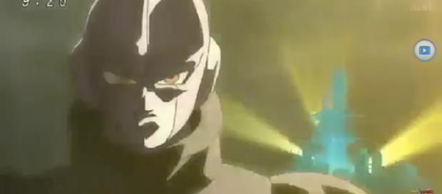 Hit Mata A Goku Utilizando Una Técnica