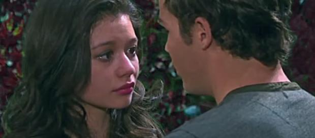 Joey and Jade's baby crisis or a fake attention seeking move on 'Days Of Our Lives?' - Image via ICZMP11/Photo Screencap via NBC/YouTube.com