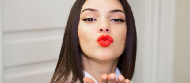 Kendall Jenner Just Broke Kim Kardashian and Kanye West's ... - eonline.com