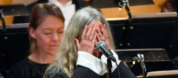 Patti Smith blanks out during Nobel Prize performance - San ... - sfchronicle.com