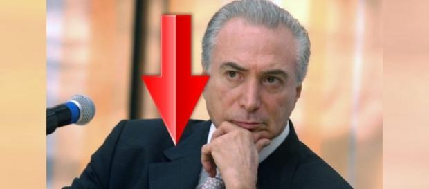 Pesquisa Datafolha revela que brasileiros já não acreditam mais em Temer