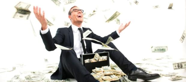 Pessoas que ficaram ricas de modo estranho: sim, elas existem