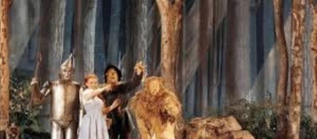 Scene from The Wizard of Oz (1939) hollywoodreporter.com Creative Commons