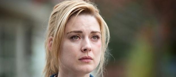 The Walking Dead': Alexandra Breckenridge Talks Getting Bloody And ... - inquisitr.com