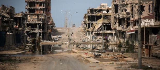 """Vor wenigen Jahren """"Libyen"""", heute das reine Chaos. (Fotoverantw./URG Suisse: Blasting.News Archiv)"""