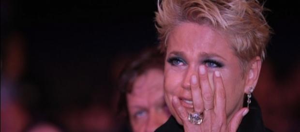 Xuxa Meneghel passou por um verdadeiro susto