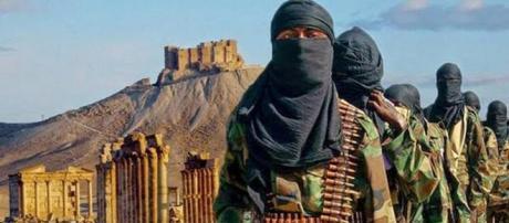 El ISIS armado en parte por USA y sus aliados ha reconquistado Palmira