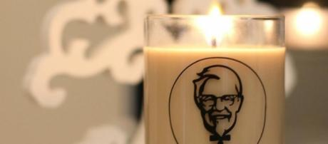 KFC Have Released A Fried Chicken Candle - AskMen - askmen.com
