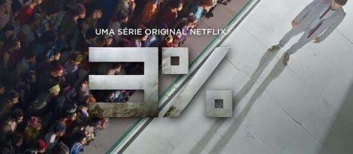 3%. Uma série original Netflix.