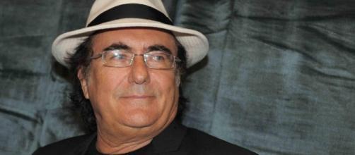 Albano Carrisi commenta il suo doppio infarto.