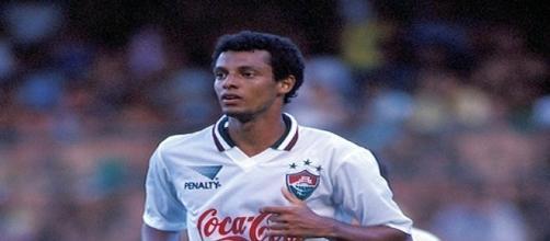 Alexandre Torres, na época de jogador: filho de Carlos Alberto Torres deve ser o gerente-executivo do Fluminense (Foto: Terceiro Tempo)