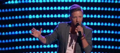 Billy Gilman will sing for 'The Voice' 2016 title tonight on NBC. The Voice/YouTube