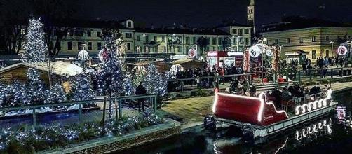 Darsena Christmas Village a Milano