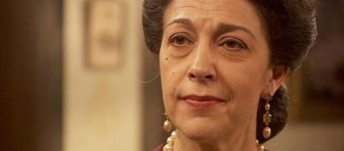 """Donna Francisca, a Verissimo in esclusiva la 'cattiva' de """"Il ... - mediaset.it"""