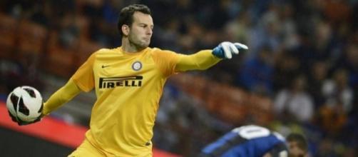 Inter, super offerta del City per Handanovic
