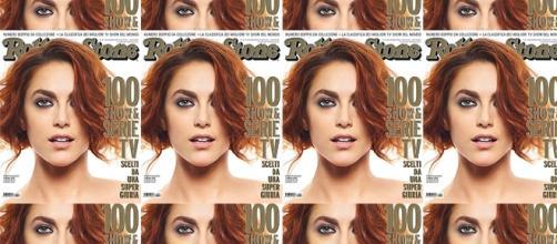 La copertina del numero di 'Rolling Stone' contenente la classifica dei migliori 25 programmi della tv italiana.
